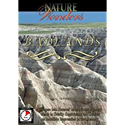 Nature Wonders  BADLANDS