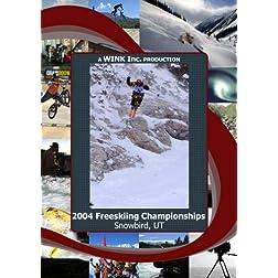 2004 Freeskiing Championships -Snowbird, UT