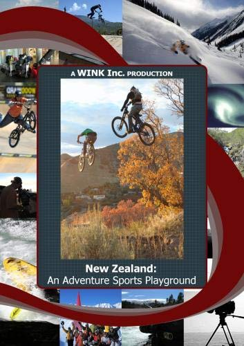 New Zealand:  An Adventure Sports Playground