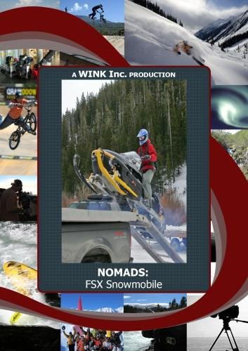 NOMADS: FSX Snowmobile
