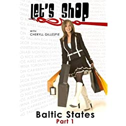 Let's Shop  Baltic States Part 1