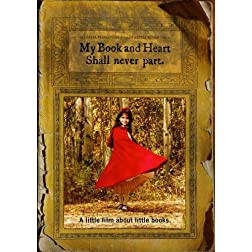 My Book and Heart Shall Never Part