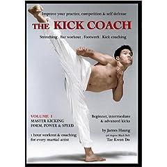 The Kick Coach: Vol. 1