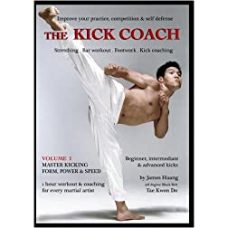 The Kick Coach: Vol. 1