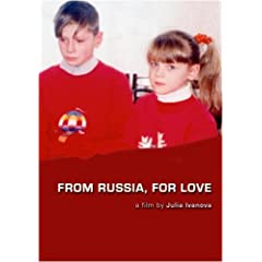 From Russia, For Love (Home Use)