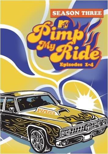 Pimp My Ride, Season 3 Episodes 1-4