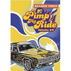 Pimp My Ride, Season 3 Episodes 5-8