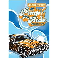 Pimp My Ride, Season 4 Episodes 1-6