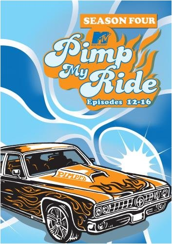 Pimp My Ride, Season 4 Episodes 12-16