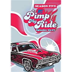 Pimp My Ride, Season 5 Episodes 13-17