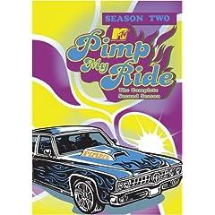 Pimp My Ride, The Complete Second Season