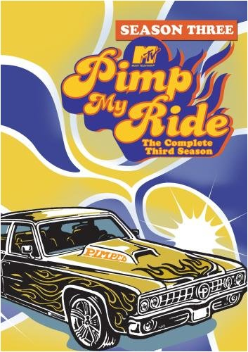 Pimp My Ride, The Complete Third Season