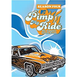 Pimp My Ride, The Complete Fourth Season