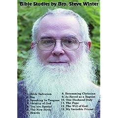 Bible Studies by Bro. Steve Winter