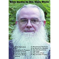 Bible Studies by Bro. Steve Winter