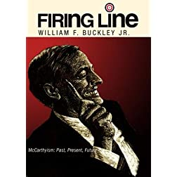 Firing Line with William F. Buckley Jr. &quot;McCarthyism: Past, Present, Future&quot;