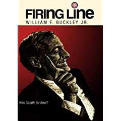 """Firing Line with William F. Buckley Jr. """"Was Gandhi for Real?"""""""