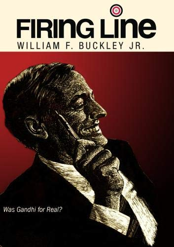 "Firing Line with William F. Buckley Jr. ""Was Gandhi for Real?"""
