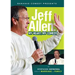 Jeff Allen: My Heart, My Comedy