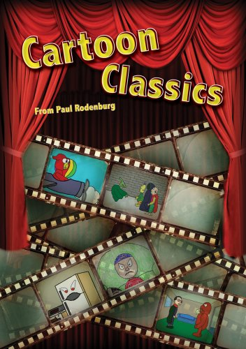 Cartoon Classics From Paul Rodenburg