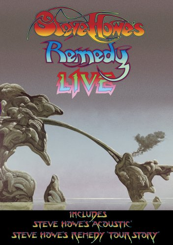 Steve Howe's Remedy: Live