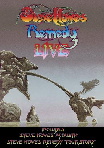 Steve Howe's Remedy: Live