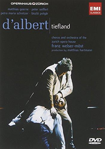 D'albert (Opernhaus Zurich)