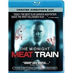 The Midnight Meat Train [Blu-ray]