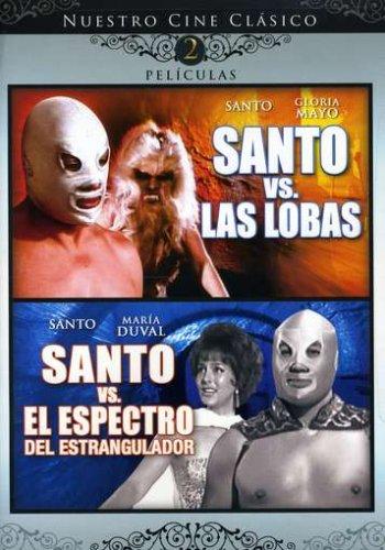 Santo vs. Las Lobas/Santo vs. el Espectro del Estrangulador