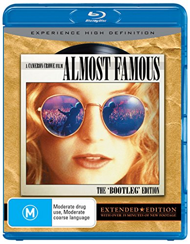 Almost Famous-Extended Edition [Blu-ray]