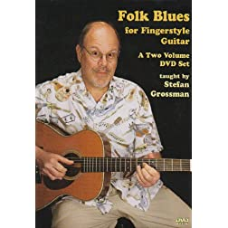 Folk Blues For Fingerstyle Guitar
