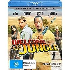 The Rundown (aka Welcome to the Jungle) [Blu-ray]