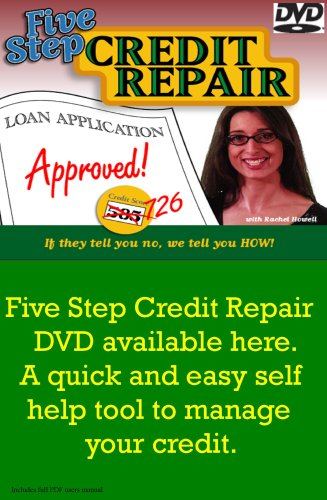 Five Step Credit Repair