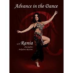 Rania: Advance in the Dance