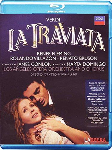 Verdi: La Traviata - Los Angeles Opera Orchestra & Chorus [Blu-ray]