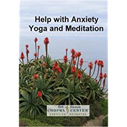 Yoga and Meditation for Anxiety