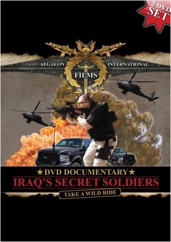 IRAQ'S SECRET SOLDIERS DOCUMENTARY DVD