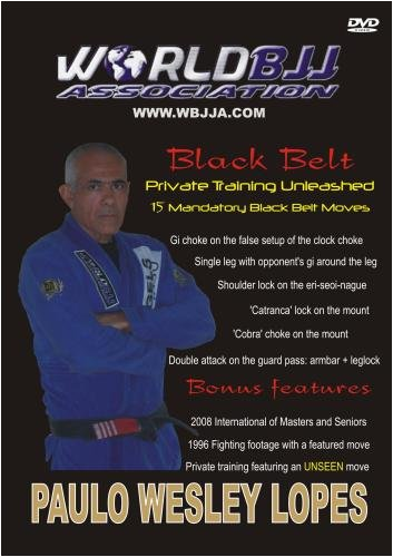 Brazilian Jiu-Jitsu - Black Belt Private Training Unleashed