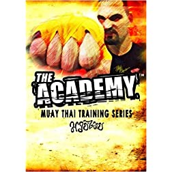 The Academy - Muay Thai Training
