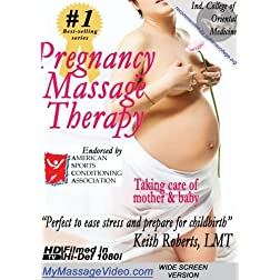 Pregnancy Massage DVD: Taking care of mother and baby