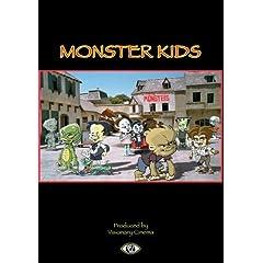 MONSTER KIDS - 2D ANIMATION TEST