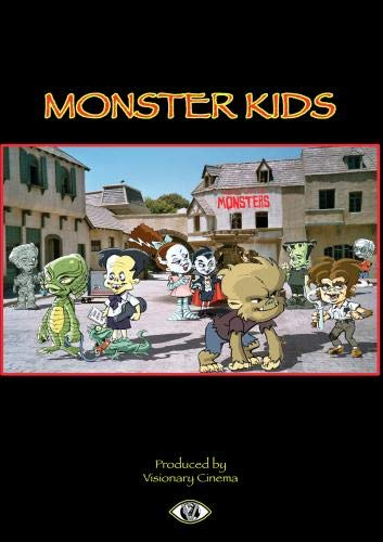 MONSTER KIDS - 2D ANIMATION TEST