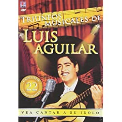 Triunfos Musicales De Luis Aguilar (3pc) (Spanish)