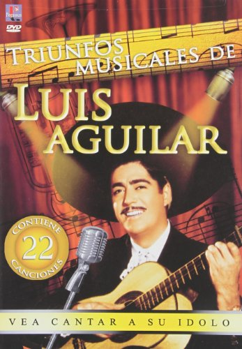 Triunfos Musicales De Luis Aguilar (3pc) (Spanish)