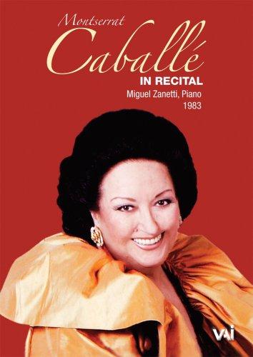 Montserrat Caball� in Recital