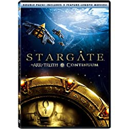 Stargate: The Ark of Truth/Stargate: Continuum