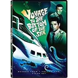 Voyage to the Bottom of the Sea: Season 4, Vol. 1