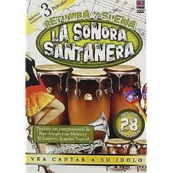 Retumba Y Suena La Sonora Santanera (3pc) (3pk)