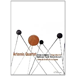 Artemis Quartet: Strings Attached
