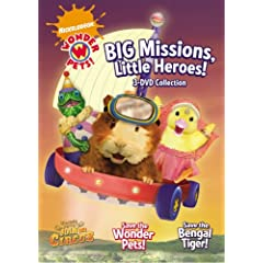 Wonder Pets!: Big Missions, Little Heroes!